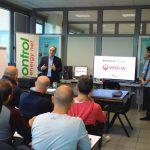 Prima giornata di formazione Veolia Italia sul sistema di misura NanoVIP® QUADRA™