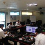 Training CFE in Messico